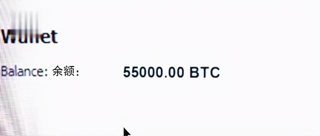 灵魂拷问:当你得知自己拥有55000枚比特币后,你会怎么做?
