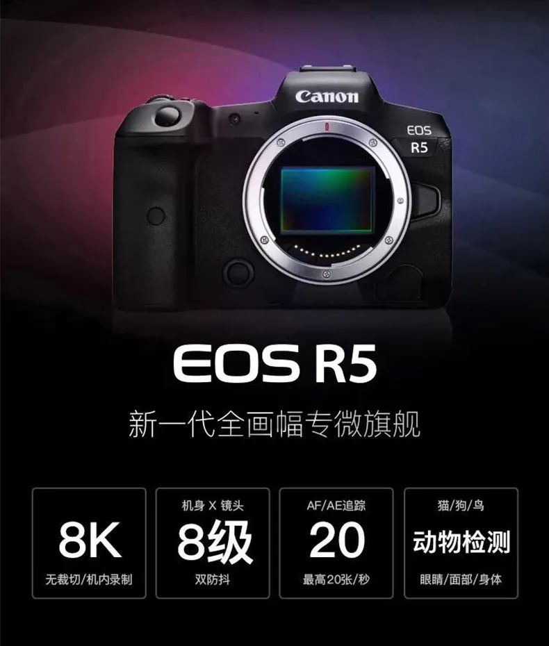 EOS R5:所以超越插图(6)