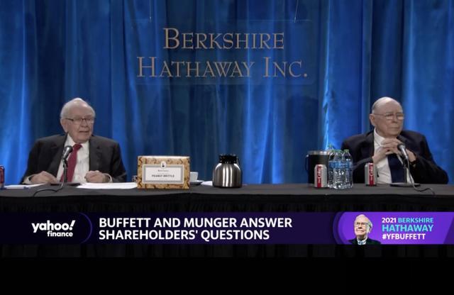 """巴菲特芒格重磅合体!""""我憎恨比特币的乐成!""""9500亿现金贮备,4小时股东大会信息量爆棚"""